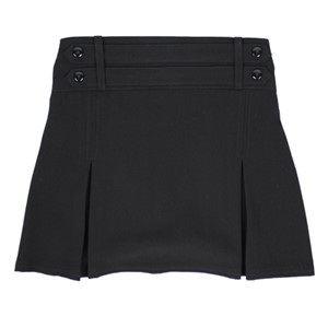 4 Button Elastic Skirt