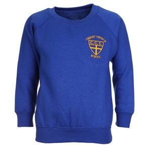 Sweatshirt Roundneck Christ Church