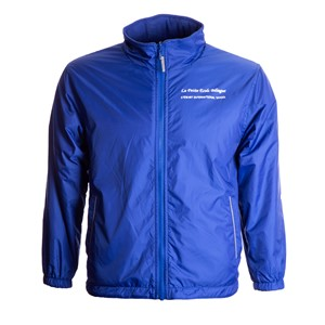 Reversible Fleece Jacket La Petite Ecole Bilingue