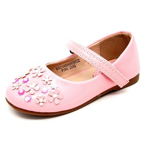 Girls Buckle My Shoe - Faber Ballet Shoe