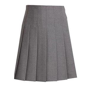 Senior Sizes Stitch Down Pleated Skirt