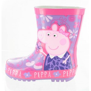 Girls Peppa Pig Karmina Wellies