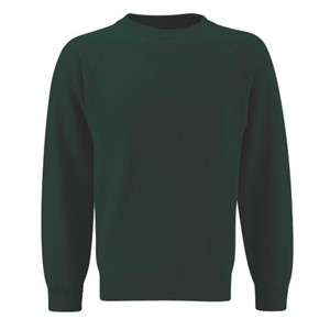 Sweatshirt Roundneck Acrylic Mix