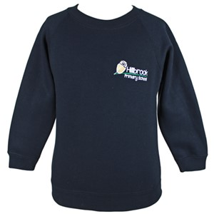 Sweatshirt Roundneck Hillbrook