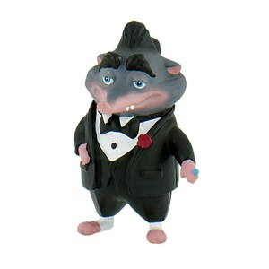 Zootropolis Mr.Big Toy/Figurine
