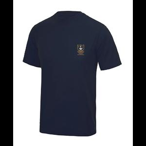 New T-Shirt Technical Salesian P.E