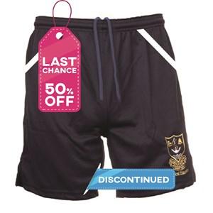 Girls Shorts Salesian P.E. - Clearance
