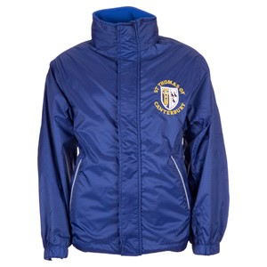Reversible Fleece Jacket St. Thomas of Canterbury