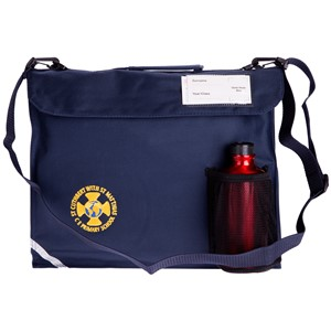 Book bag Ultimate St. Cuthberts with St. Matthias