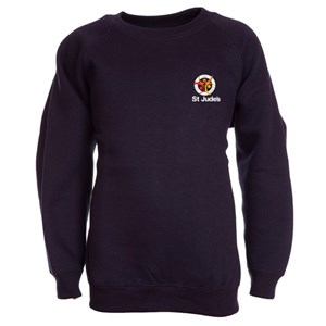 Sweatshirt Roundneck St. Jude's C of E Primary