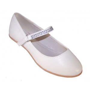 Girls Buckle My Shoe - Lailias Ballet Shoe