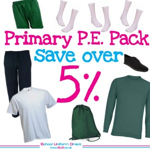 St Clements & St James P.E Pack