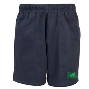 Shorts Polyester Ricards Lodge High