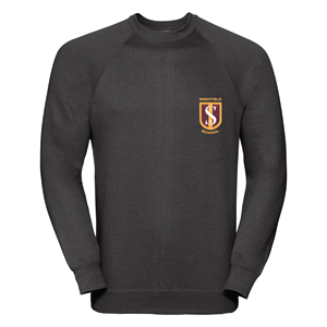 Sweatshirt Roundneck Swaffield Year 6 Only
