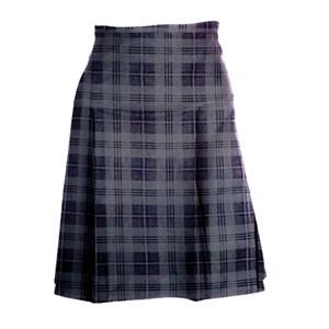 Triple Pleat Tartan Skirt St. Martin in the Fields
