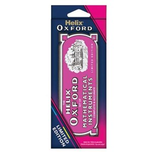 Limited Edition Oxford Maths Set Assorted Colours