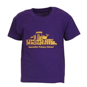 T-Shirt Clarendon P.E.