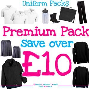 Salesian Secondary Premium Pack (Boys)