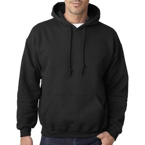 Hooded Sweatshirt 50% Poly / 50% Cotton