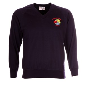 Sweatshirt V-Neck Maybury