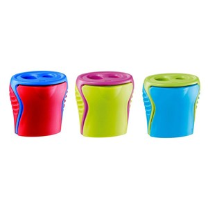BooGy 2 Hole Canister Sharpener