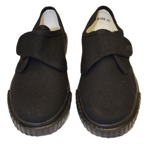 Plimsoles-Velcro