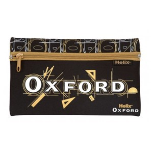 "Oxford Neoprene Black 9"" x 5"" 933621"