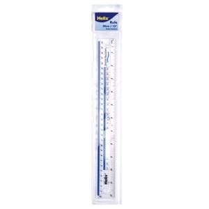 """12""""/30Cm Shatter Resistant Ruler"""