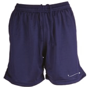 Shorts Polyester Phoenix Academy P.E
