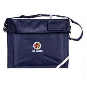 Book bag premium w/strap St Jude's C of E Primary