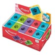 Assorted Faces Soft Erasers
