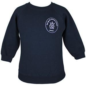 Sweatshirt Roundneck Servite Nursery