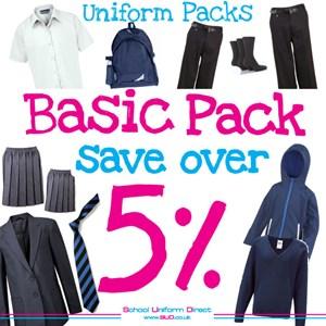 Salesian Secondary Basic Pack (Boys)