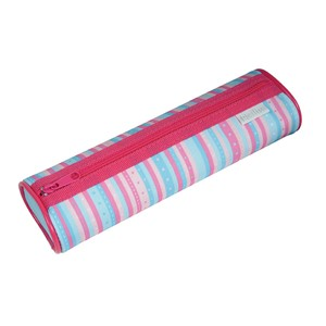Helix Striped Oval Pencil Case