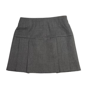 Triple Pleat PEX Elastic Skirt