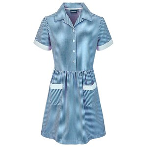 Summer Dresses - Traditional Striped