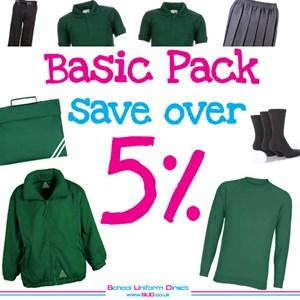 Oatlands Infant School Basic Pack (Polo)