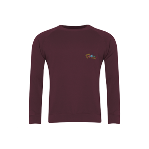Littleton C of E Infant School - Nursery Sweatshirt (Explorers)