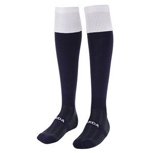 Contrast Football Socks - Turnover Top