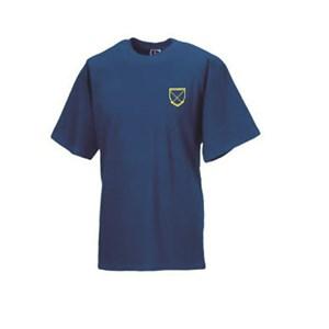 T-Shirt St Leonard's C of E P.E